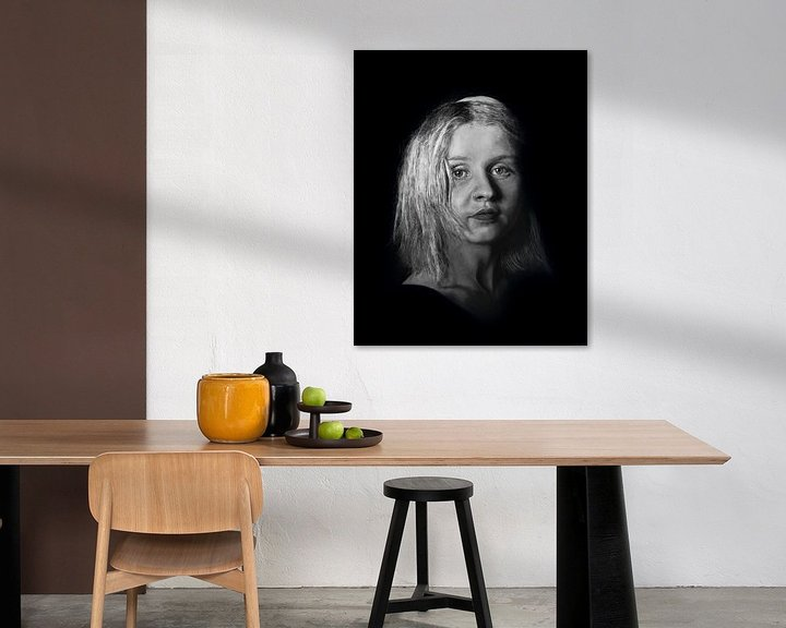 Sfeerimpressie: Anny van Martijn Versteeg