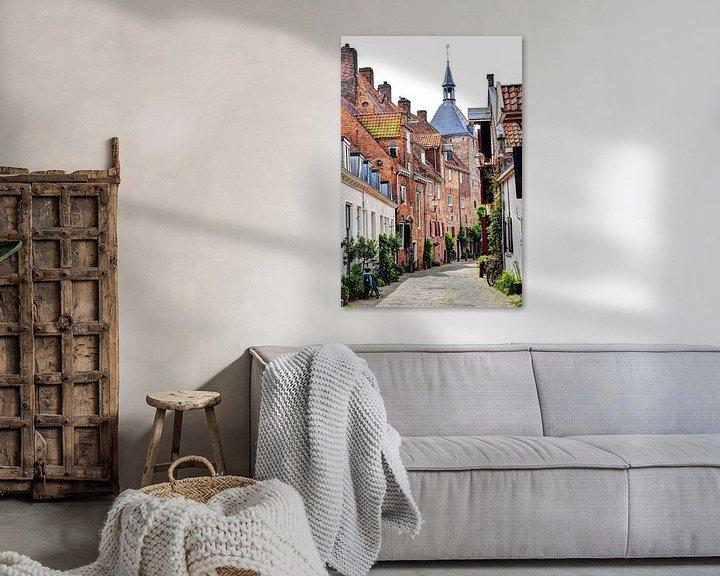 Sfeerimpressie: Amersfoort Utrecht Nederland van Hendrik-Jan Kornelis