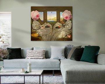 The Traveling Roses van Rudy & Gisela Schlechter