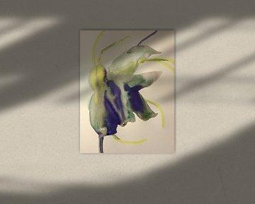 Frühlingsbrise von Helia Tayebi Art