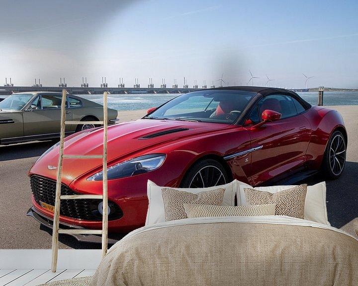 Impression: Aston Martin - Vanquish Zagato Volante sur Ton Tolboom