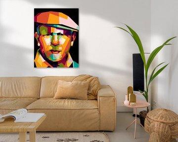 Pablo Picasso wpap sur miru arts