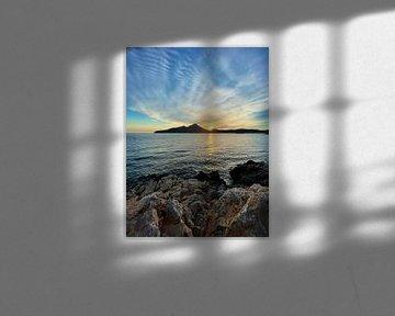 Mallorca - Sunset von Marek Bednarek