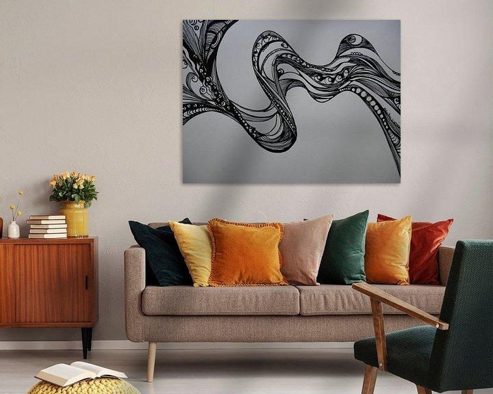 Sfeerimpressie: Flow van Birdy May
