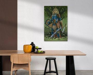 Leeuwenkoning van Erik van Wijk