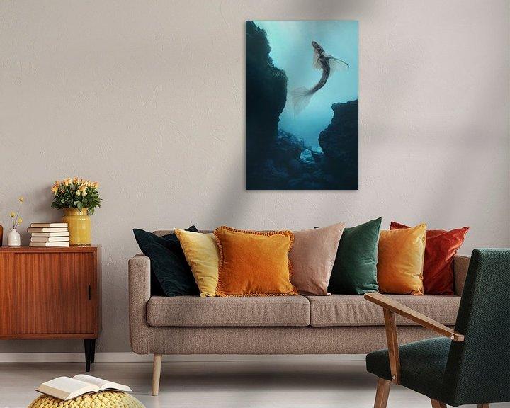 Sfeerimpressie: Mermaid in black van Elianne van Turennout