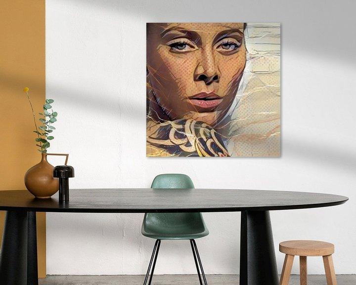 Sfeerimpressie: Anouk van Ria van Werven