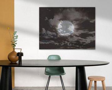 Der Mann im Mond2a van Peter Norden