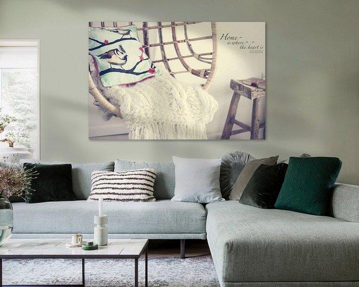 Sfeerimpressie: Home is where the heart is van Hylke Greidanus