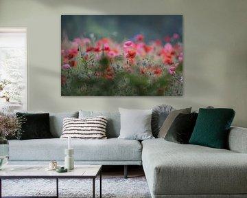 Veldbloemen van Jeannette Braamskamp