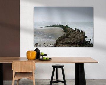 Veerboot Vlissingen-Breskens van Talitha Blok