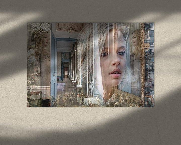 Sfeerimpressie: In between mood van Hannie Kassenaar