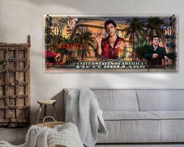 Tony Montana Scarface $50