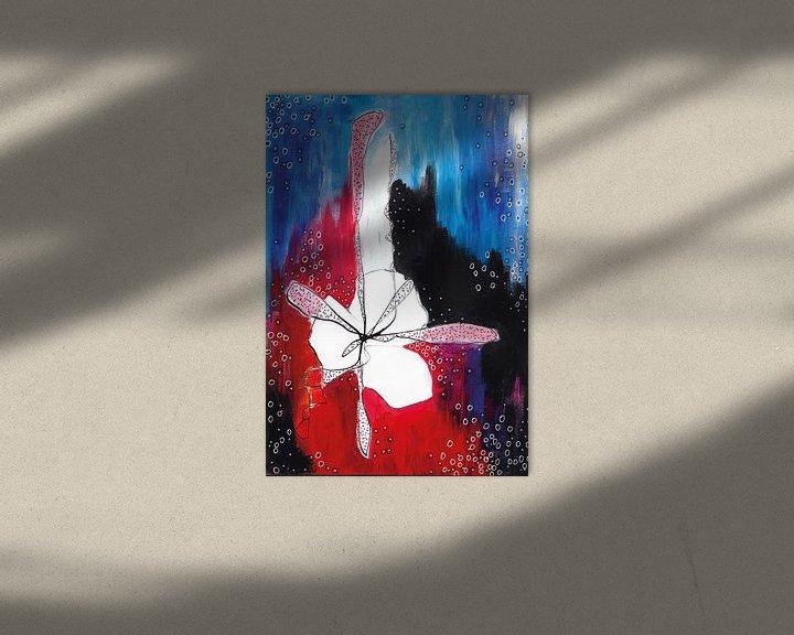 Beispiel: Flowerpower von Jolanda Janzen-Dekker