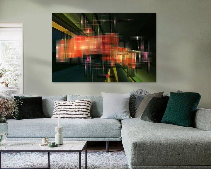 Beispiel: City of the future von Dagmar Marina