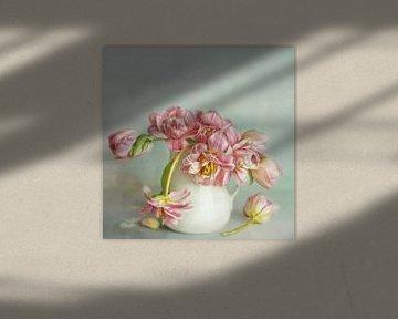 Tulpen Verhaal #5 van Lizzy Pe