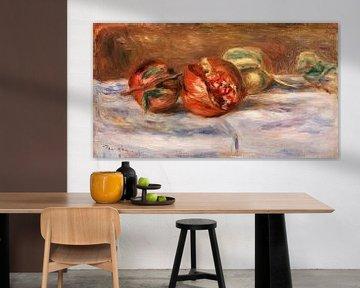 Renoir, Granatäpfel (Granaten) (1910)