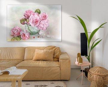 Roses Art #6 von Lizzy Pe