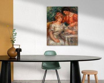 Renoir, Teeparty (1911)