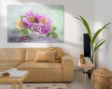 Rozen Kunst #7 van Lizzy Pe