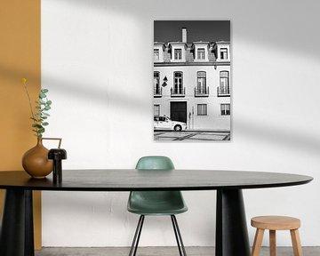 Maison à Lisbonne sur Marit Lindberg