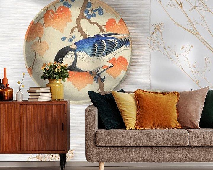 Impression: Still Life with Dishes - Japan sur Marja van den Hurk