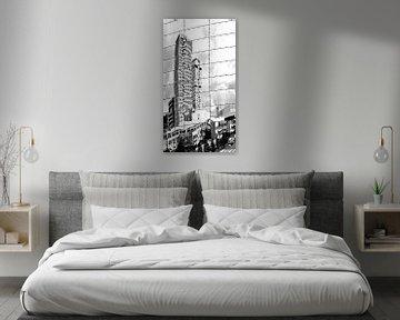 Dépôt de Rotterdam 2 noir et blanc sur joyce kool