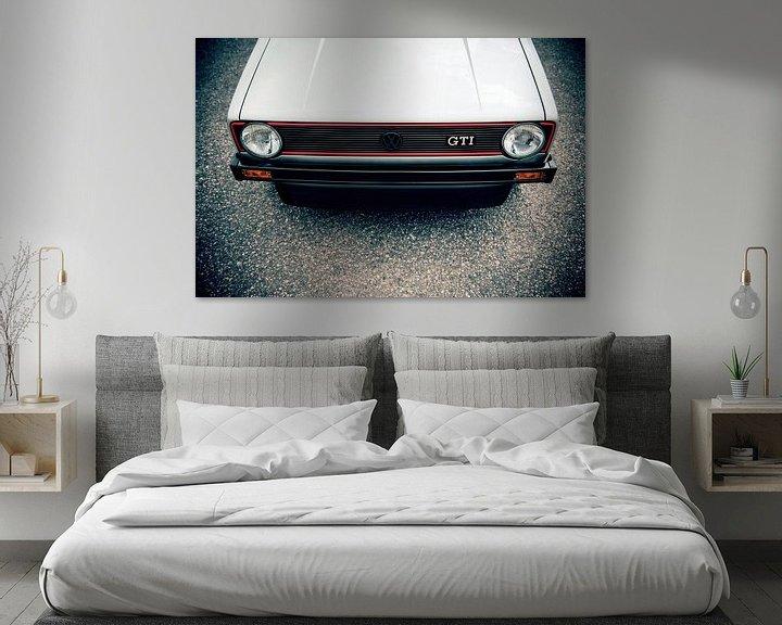 Sfeerimpressie: Volkswagen Golf GTi van Sytse Dijkstra
