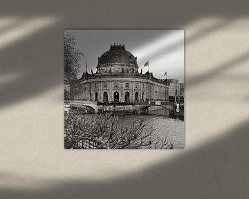 Bode-Museum - Museumsinsel - Berlin von Silva Wischeropp