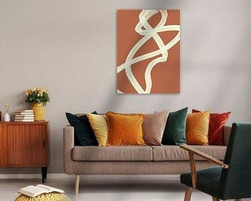Modern abstract - solete van YOPIE illustraties