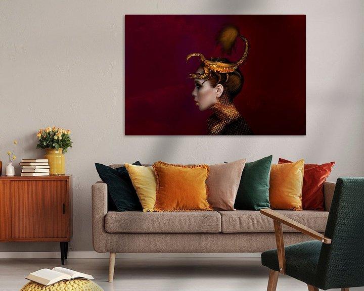 Beispiel: Skorpion von OEVER.ART