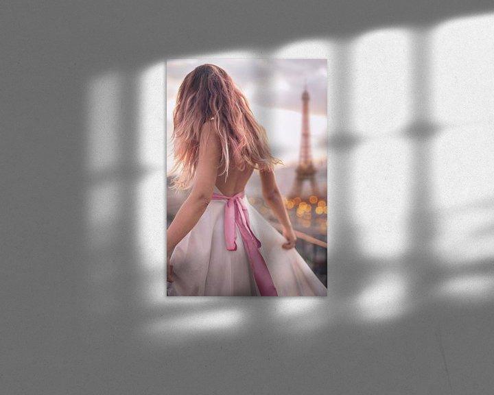 Sfeerimpressie: Parijs - Stad van het licht van Sharon Harthoorn