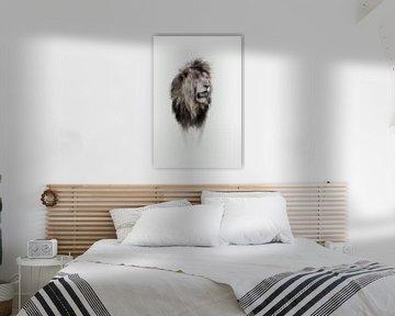 Scarface, un souvenir du lion emblématique sur Sharing Wildlife