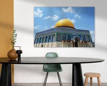 Rotskoepel Jeruzalem van Melanie Kruissel