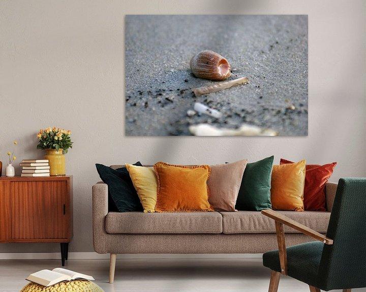 Sfeerimpressie: Zee anemoon van Jeroen van Deel
