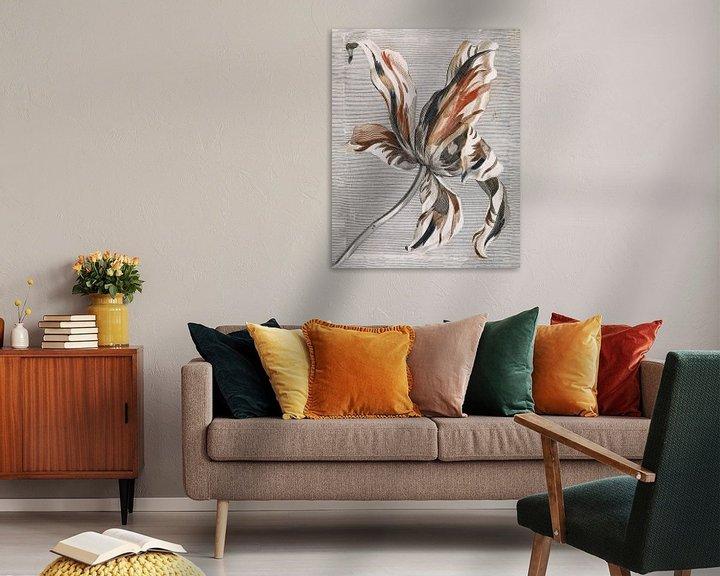 Impression: Tulipe botanique sur Affect Fotografie
