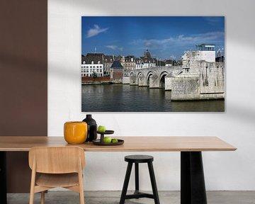 Sint Servaasbrug Maastricht van Yvonne Smits