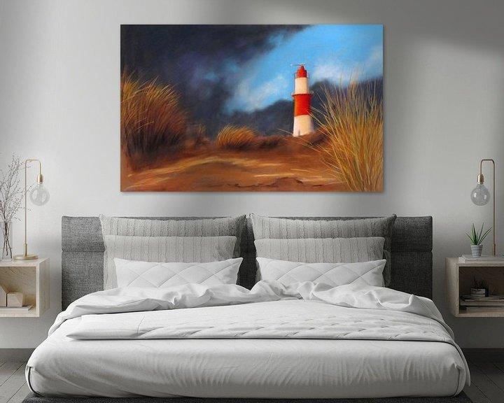 Beispiel: Leuchtturm von Renate Dohr