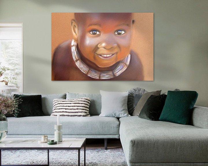 Beispiel: Himba von Renate Dohr