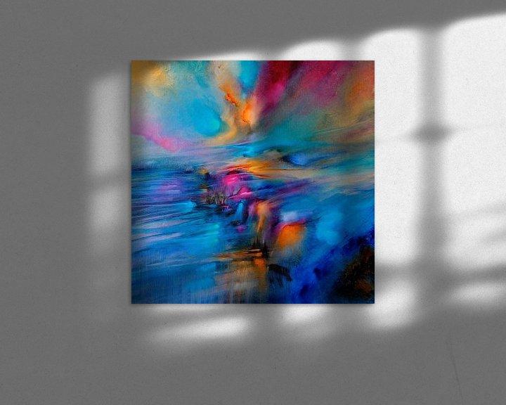 Impression: Le soleil et le vent II sur Annette Schmucker