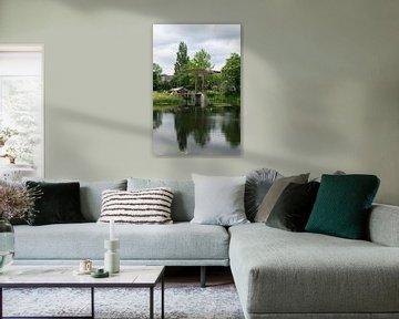 Fensterbrücke Deventer von Patrick Verhoef