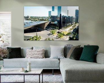 """Rotterdam architectuur """"Madurodam""""Edition van Truckpowerr"""