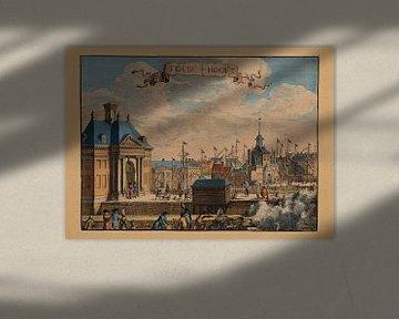 Rotterdam, 1695, t Oude Hoofd van Atelier Liesjes