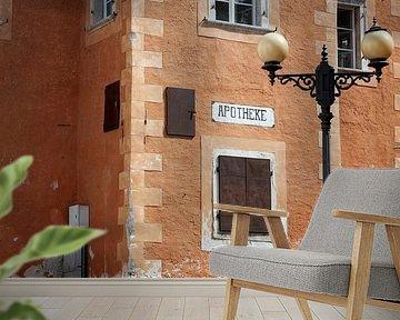 Apotheek in Italie van Marit Lindberg