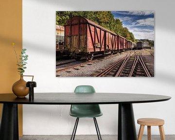 Station Hombourg van Rob Boon