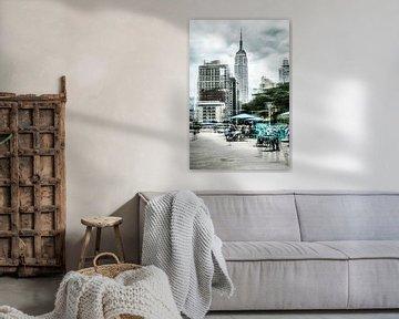 Empire State Building von Hannes Cmarits