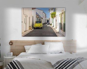 Volkswagen Beetle in Ars-en-Ré
