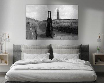 Leuchtturm von Texel von Jose Lok