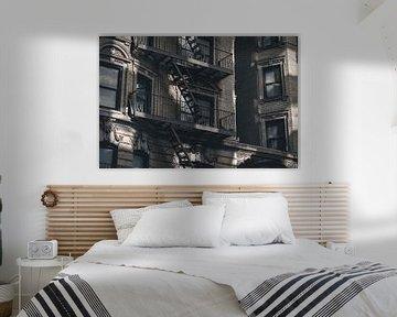 Escalier vers votre appartement sur Mark de Rooij