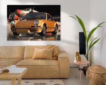 Der Porsche 911 gilt als Klassiker von Jan Keteleer